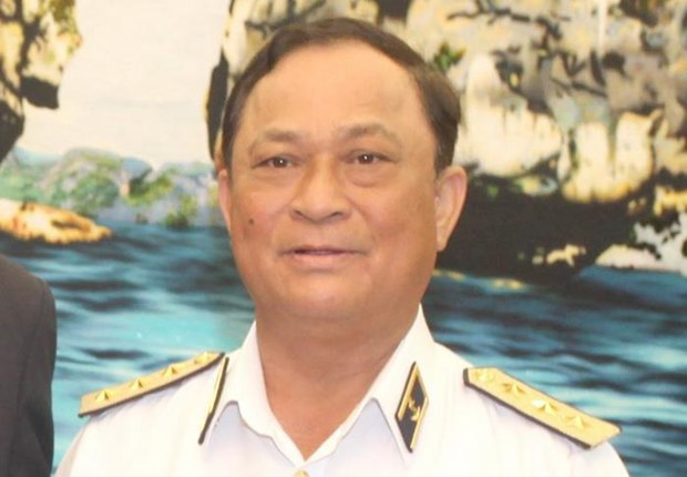 Thu tuong ky luat nguyen Thu truong Bo Quoc phong Nguyen Van Hien hinh anh 1
