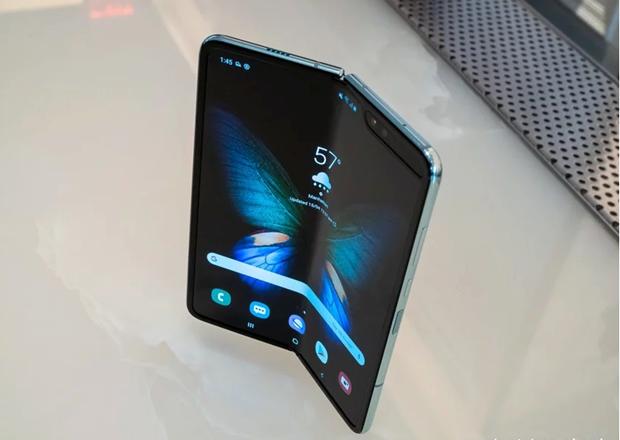 Samsung se ban Galaxy Fold o thi truong Han Quoc vao ngay 6/9 hinh anh 1