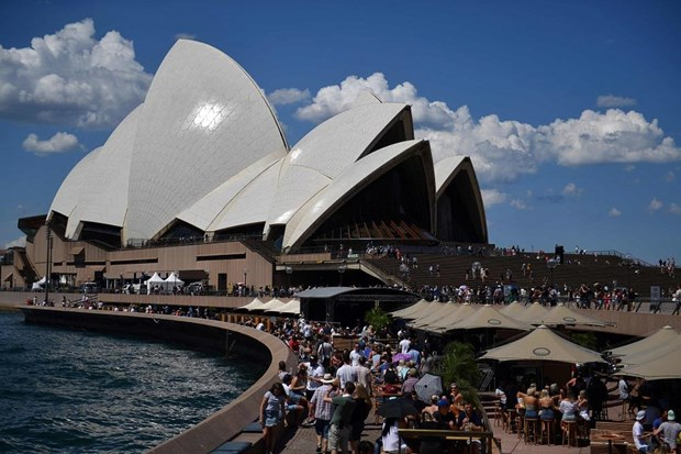Kinh te Australia tang truong thap nhat trong 10 nam qua hinh anh 1
