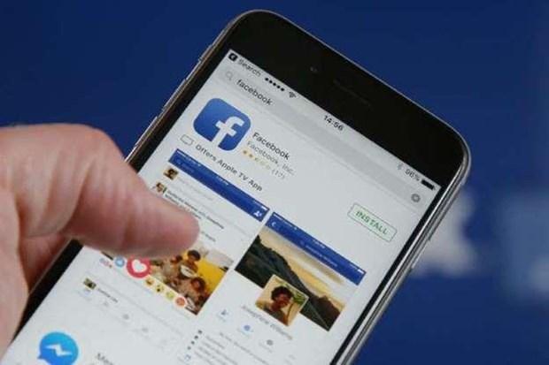 Facebook: Nguoi dung sap gap kho chiu voi tinh nang moi tren iPhone hinh anh 1