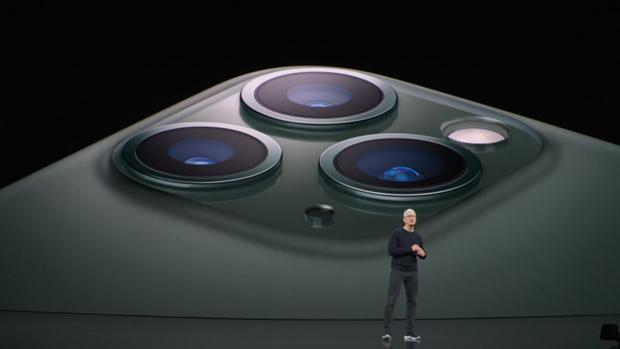Apple chinh thuc ra mat bo ba iPhone 11 moi, nang cap camera hinh anh 2