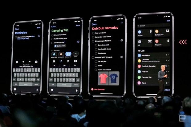 Apple se phat hanh iOS 13 vao ngay 19/9, ho tro tu iPhone 6S hinh anh 1