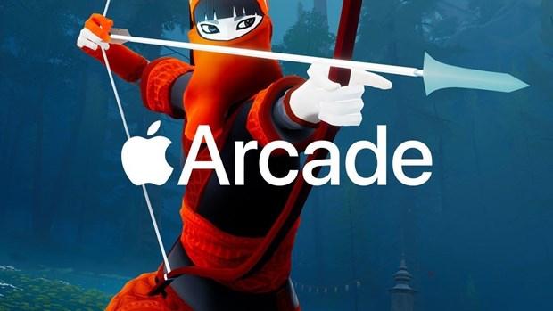 Apple chinh thuc ra mat dich vu choi game truc tuyen Arcade hinh anh 1
