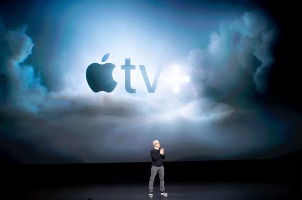 Dich vu Apple TV+ co gia thue bao 4,99 USD moi thang, ra mat ngay 1/11 hinh anh 1