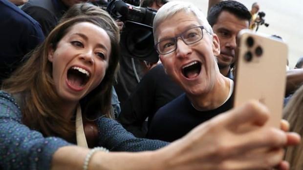 Apple tro lai moc von hoa thi truong 1.000 ty USD sau khi ra iPhone 11 hinh anh 1