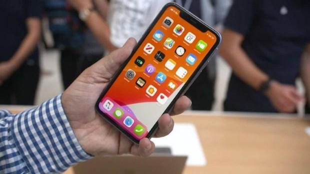 Apple lang le loai bo tinh nang 3D Touch tren loat iPhone 11 moi hinh anh 1