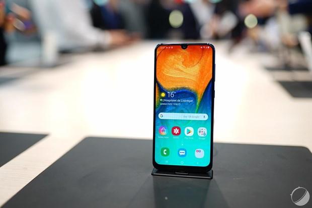 Thi phan smartphone cua Samsung tai chau Au tang manh trong quy 2 hinh anh 1