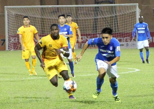 V-League 2019: Thanh Hoa that thu 1-3 truoc Than Quang Ninh hinh anh 1