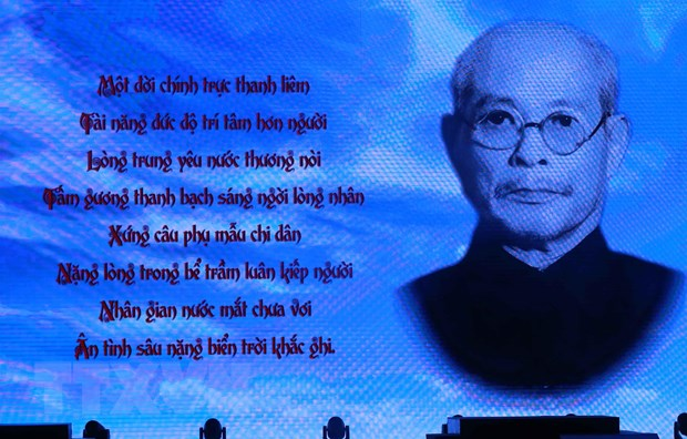 'Cu Bui Bang Doan la nha lanh dao man can cua Quoc hoi va Chinh phu' hinh anh 2