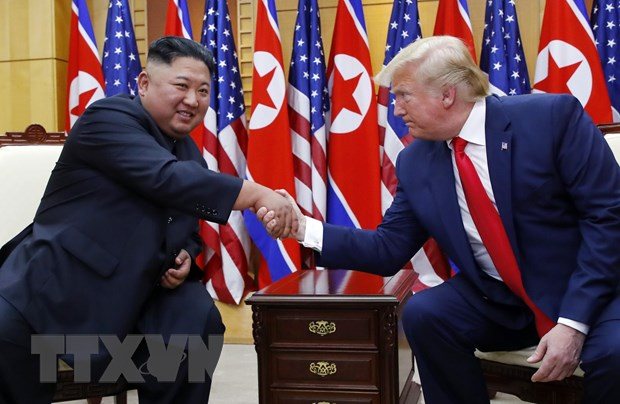 Ong Kim Jong-un gui thu moi Tong thong My Trump tham Binh Nhuong hinh anh 1