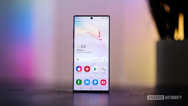 Galaxy Note 10 pha ky luc dat doanh so 1 trieu chiec nhanh nhat hinh anh 1