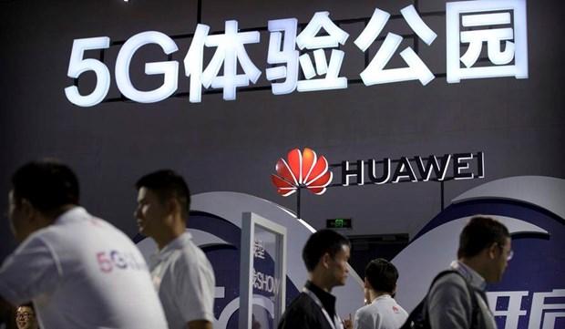 Huawei ky vong doanh thu tang tu viec tung ra 5G vao nam toi hinh anh 1