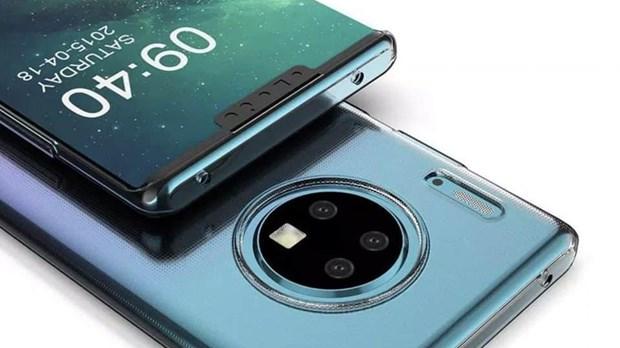 Huawei sap ra Mate 30, dien thoai dau tien khong co ung dung Google hinh anh 1