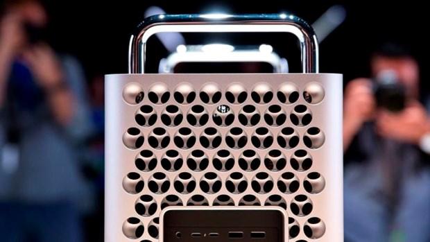 Apple se san xuat Mac Pro moi o bang Texas de tranh thue quan hinh anh 1