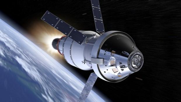 NASA ky hop dong lon voi Lockheed Martin san xuat tau vu tru hinh anh 1