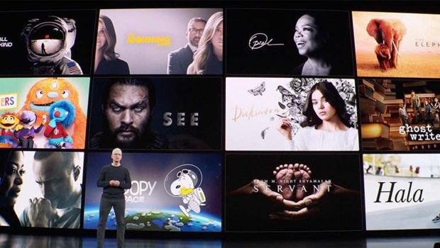 Apple co ke hoach mang phim ra chieu rap truoc khi phat truc tuyen hinh anh 1