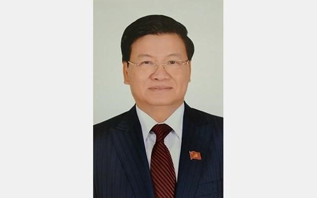 Thu tuong Cong hoa Dan chu Nhan dan Lao tham chinh thuc Viet Nam hinh anh 1