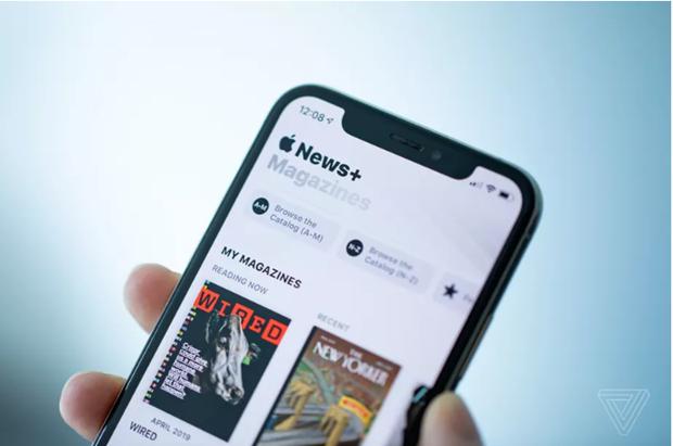 Dich vu doc tin tuc Apple News Plus ra mat o Anh va Australia hinh anh 1