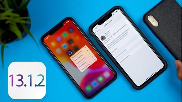 Apple lien tuc phat hanh ban cap nhat iOS 13 va loi cho iPhone hinh anh 1
