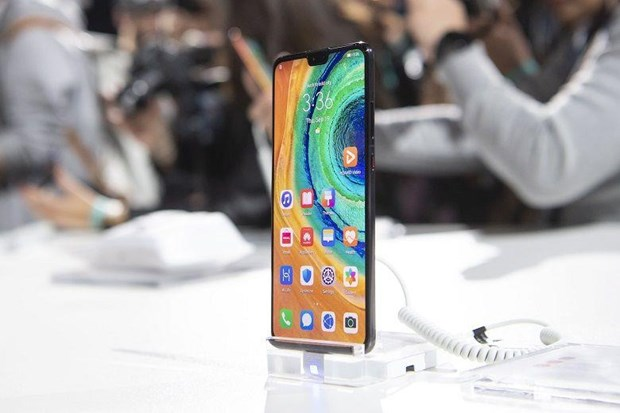 Giai phap tai ung dung Google tren Huawei Mate 30 Pro da bi go bo hinh anh 1
