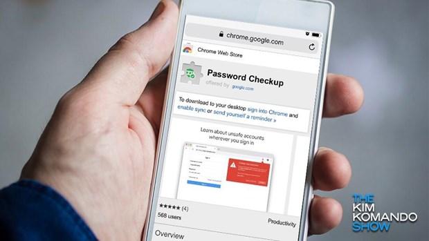 Google phat hanh cong cu nhac nguoi dung mat khau da bi 'hack' hinh anh 1