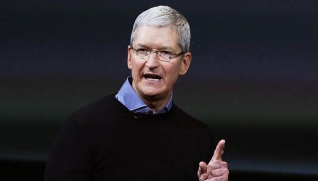 CEO Apple Tim Cook len tieng bac bo kha nang tung ra tien dien tu hinh anh 1