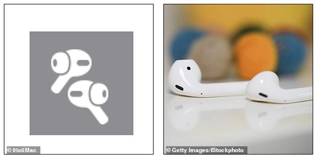 Apple 'vo tinh' de lo thiet ke AirPods 3 chong nuoc, chong on moi hinh anh 1