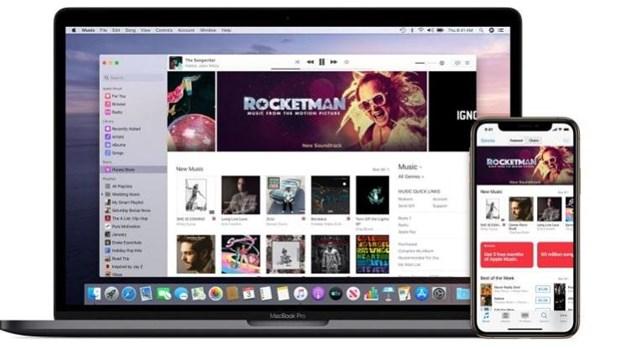 Apple phat hanh macOS Catalina moi, 'khai tu' iTunes tren may tinh Mac hinh anh 2