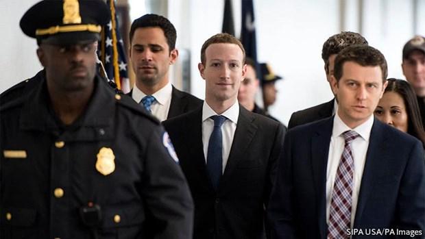 CEO Facebook sap dieu tran truoc Quoc hoi My ve tien dien tu Libra hinh anh 1