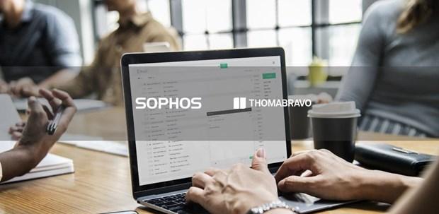 Sophos Group dong y de xuat mua lai gan 4 ty USD tu Thoma Bravo hinh anh 1