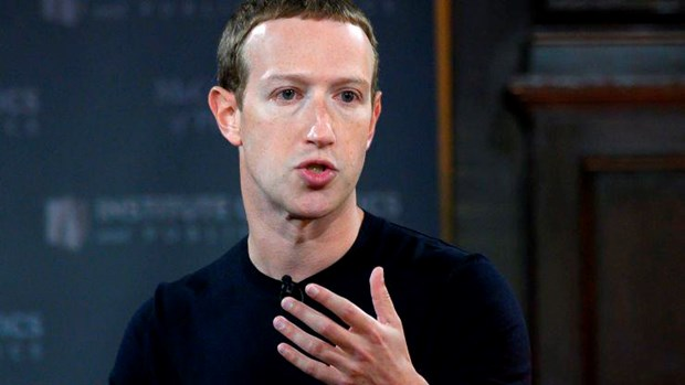 CEO Mark Zuckerberg tiet lo ve uu tieu hang dau hien nay cua Facebook hinh anh 1
