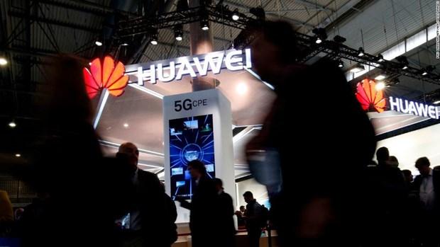 Huawei dang dam phan ban cong nghe mang 5G cho cong ty My hinh anh 1