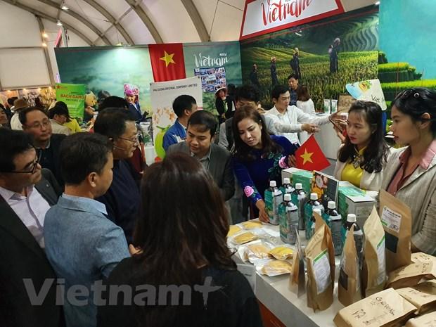 Viet Nam tham gia Trien lam Nong nghiep Quoc te 2019 tai Han Quoc hinh anh 1