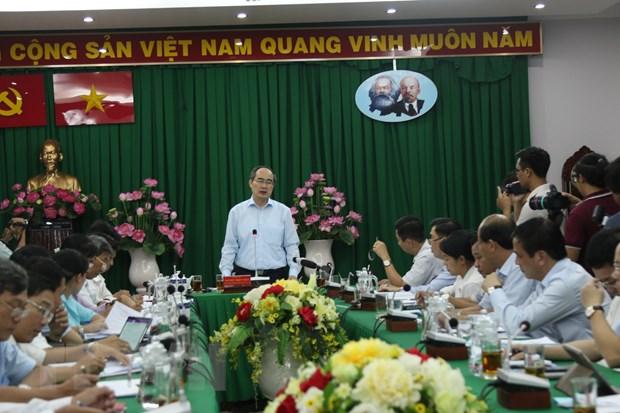 TP.HCM: Xu ly nghiem lanh dao HDND quan Thu Duc xay dung khong phep hinh anh 1