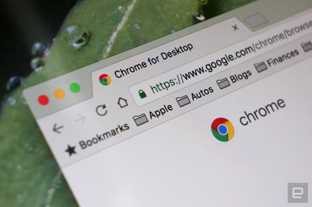 Google cap nhat Chrome voi che do 'Dark mode' va kiem tra mat khau hinh anh 1