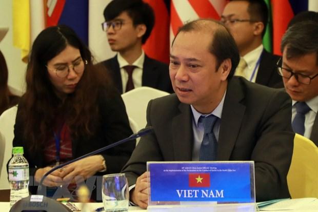 Viet Nam du Hoi nghi Bo truong Phong trao Khong lien ket o Azerbaijan hinh anh 1