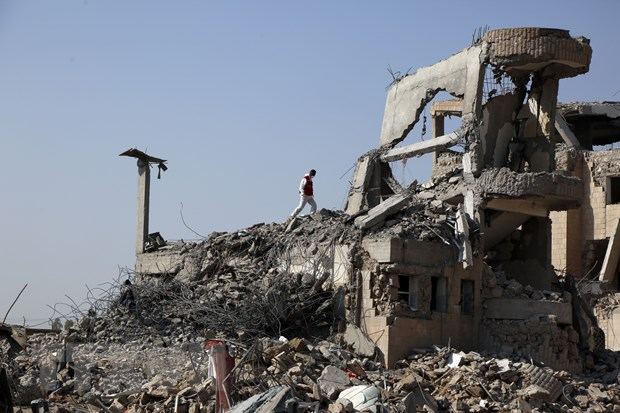 Chinh phu Yemen va phe ly khai mien Nam dat thoa thuan hoa binh hinh anh 1