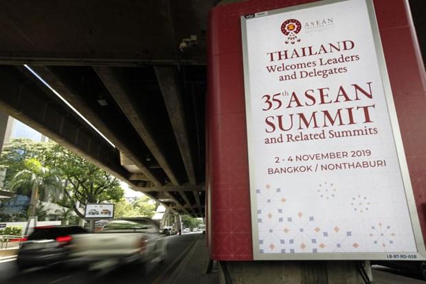 Thu tuong se du Hoi nghi Cap cao ASEAN 35 va hoi nghi lien quan hinh anh 1