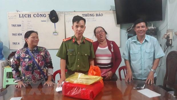 Binh Phuoc: Chi ban ve so ngheo tra lai so tien lon nhat duoc hinh anh 1