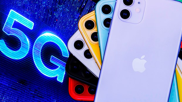 Nikkei: Apple dang huy dong cac nha cung cap san xuat iPhone 5G hinh anh 1