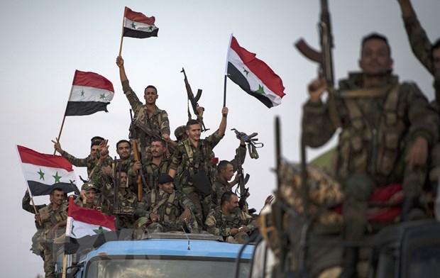 Bo Quoc phong Syria keu goi luc luong nguoi Kurd gia nhap quan doi hinh anh 1