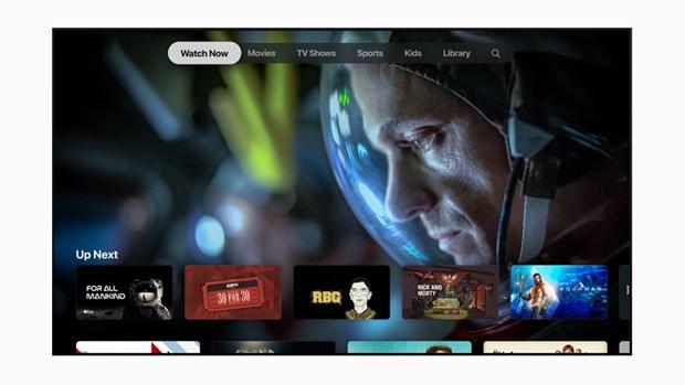 Apple chinh thuc trien khai dich vu truyen hinh truc tuyen TV+ hinh anh 1