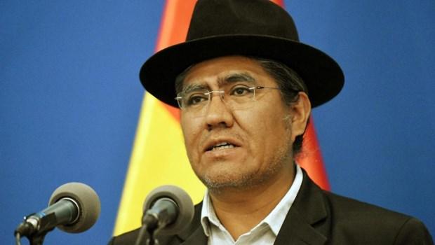 Ngoai truong Bolivia Diego Pary to cao phe doi lap am muu dao chinh hinh anh 1
