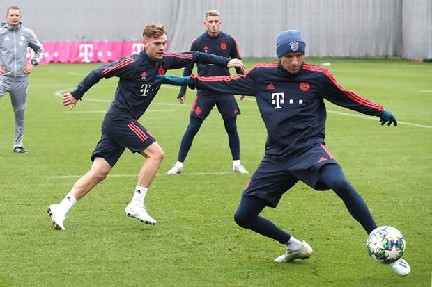 FC Bayern: Khi co duoc trao vao tay 'nguoi moi' Hansi Flick hinh anh 3