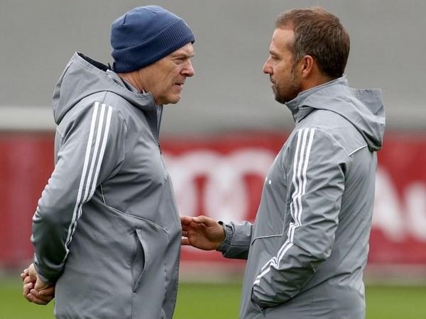 FC Bayern: Khi co duoc trao vao tay 'nguoi moi' Hansi Flick hinh anh 1