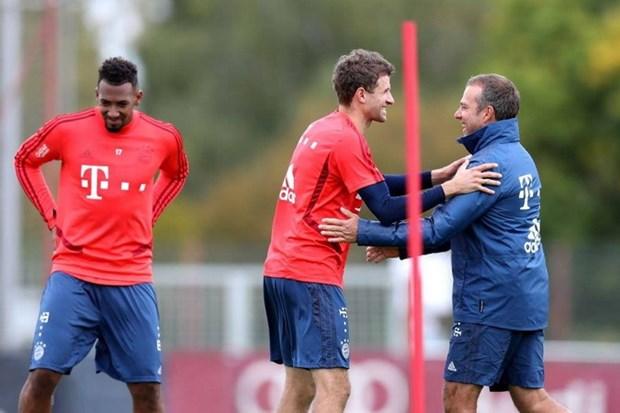 FC Bayern: Khi co duoc trao vao tay 'nguoi moi' Hansi Flick hinh anh 2