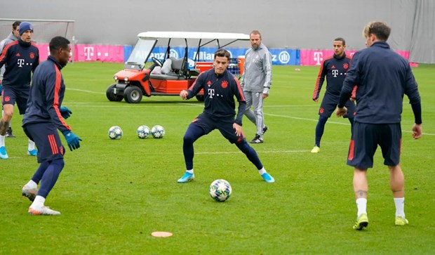 FC Bayern: Khi co duoc trao vao tay 'nguoi moi' Hansi Flick hinh anh 5