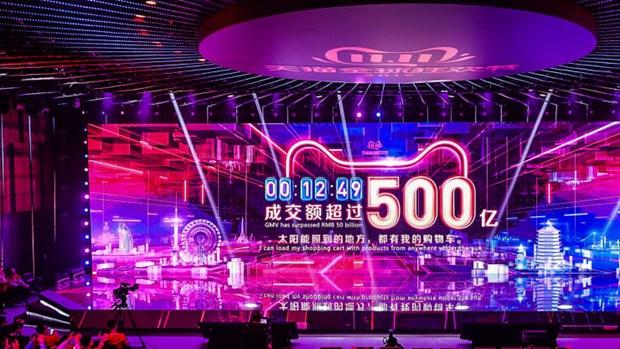 Alibaba pha vo ky luc Ngay doc than voi doanh thu hon 30 ty USD hinh anh 1
