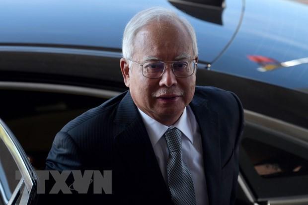 Toa an Malaysia tiep tuc tien trinh xet xu cuu Thu tuong Najib Razak hinh anh 1