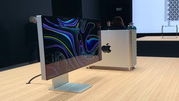 Apple se ban sieu may tinh Mac Pro gia 6.000 USD vao thang 12 hinh anh 1